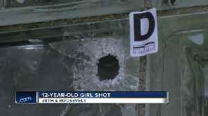 12-year-old girl shot in her bedroom in Milwaukee [Video]