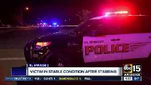 PD: 1 seriously hurt after stabbing in El Mirage [Video]