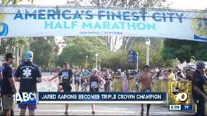 Runners hit the streets for America's Finest City race [Video]