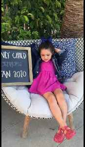 'Only child expiring January 2020': Little girl in California not happy becoming a big sister [Video]