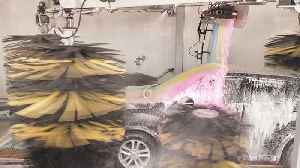 Welcome to the World's Longest Car Wash [Video]