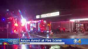 Alleged Arsonist Tackled While Trying To Start More Fires [Video]