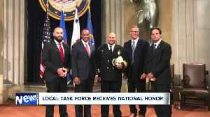 Northern Ohio's US Marshals Office receives top honor in Washington, D.C. [Video]