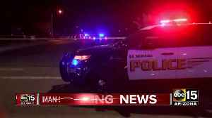 Police respond to reported stabbing in El Mirage [Video]