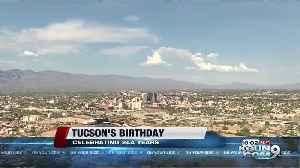 Tucson marks 244th birthday [Video]