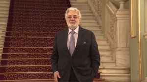 Celebrity Close Up: Placido Domingo [Video]