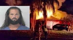 Okeechobee man arrested in Port St. Lucie arson [Video]