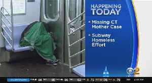 MTA's Homeless Outreach Set To Start [Video]