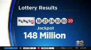 Winning Lottery Ticket Sold On Long Island [Video]
