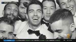 News video: Joe Jonas Celebrates 30th Birthday In Style