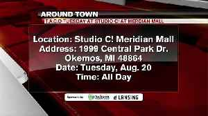 Around Town - Studio C TACO Tuesday - 8/19/19 [Video]