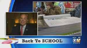 FWISD Superintendent Kent Scribner Talks School Rankings & New Menu Items [Video]