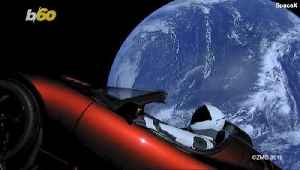 Starman and Tesla's Spacefaring Roadster Have Made Their First Lap Around the Sun [Video]