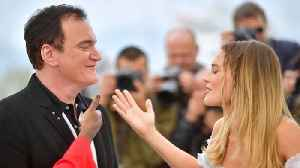 Margot Robbie landed Quentin Tarantino meeting with fan letter [Video]