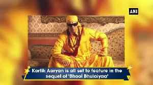 Kartik Aaryan stuns in never seen before avatar in Bhool Bhulaiyan 2 [Video]