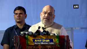 Modi Govt gave more than Rs 3 lakh crore for development of Northeast Amit Shah [Video]