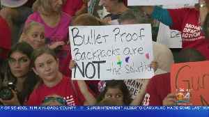 Group Rallies For Gun Control Reform In Southwest Miami-Dade [Video]