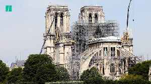 Rebuilding Notre Dame: The Most Unusual New Designs For The Iconic Paris Cathedral [Video]