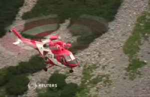 News video: Rescue workers battle to save trapped cavers in Poland