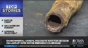 Newark Water Emergency: Awaiting Judge's Ruling [Video]