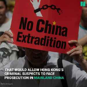 Hong Kong Protests Around The World Are Getting Tense [Video]