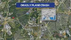 Authorities Identify 2 Killed In Delaware Plane Crash [Video]