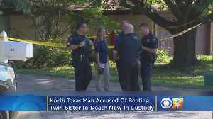 North Texas Man Accused Of Beating Twin Sister To Death Arrested In South Carolina [Video]
