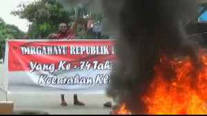 Indonesia's West Papua protests turn violent [Video]