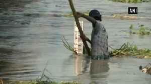 Delhi's 'loha pul' shut for vehicles as Yamuna river nears warning mark
