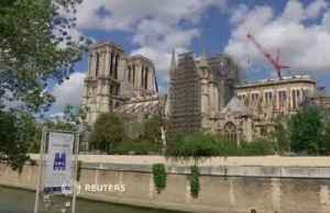 Building work restarts at Notre Dame cathedral after lead contamination fears [Video]