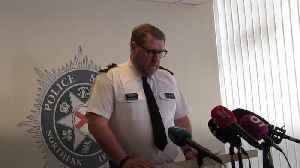 Police chief says dissident republicans tried to lure police to their deaths