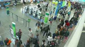Headaches, Long Lines Expected Over Remodeling At MSP's Terminal 1 [Video]
