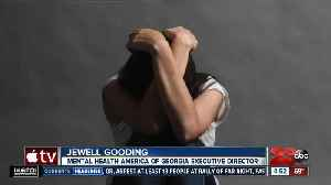 News video: FCC considers making an easier suicide prevention hotline number
