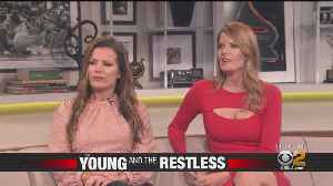 Phyllis, Chelsea Return To 'Young And The Restless' [Video]