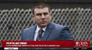 Eric Garner Aftermath: NYPD Fires Officer Daniel Pantaleo [Video]