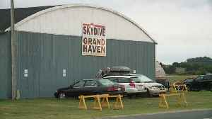 Parachuter Dies While Skydiving in Michigan [Video]