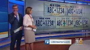 New Yorkers Can Now Vote On New License Plate Design [Video]