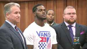 Mark Walton Accepts Plea Deal, Gets Probation For Weapons Charge [Video]