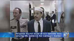 Inmate Found Unresponsive At State Correctional Institution At Greene [Video]