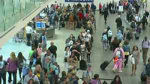 Headaches, Long Lines Over Remodeling At MSP's Terminal 1 [Video]