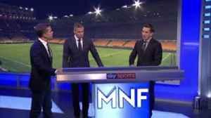 Neville: I like this Man Utd team [Video]
