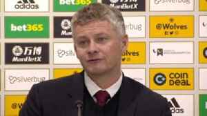 Ole pleased with 'improving' United [Video]