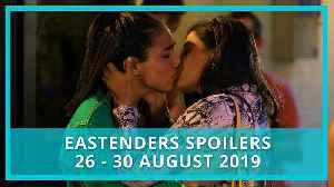 EastEnders spoilers: 26-30 August 2019 [Video]