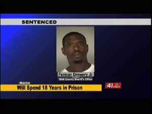 Macon man pleads guilty to kidnapping, assaulting girlfriend [Video]