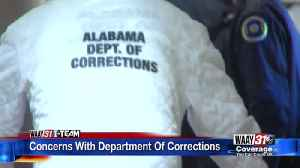 Concerns With Department Of Corrections [Video]