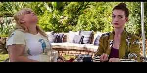 The Hustle movie clip  - Penny Calls Interpol [Video]
