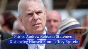 Prince Andrew And Jeffrey Epstein [Video]