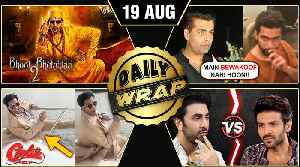 Ranbir VS Kartik, Mika Singh APOLOGY, Karan Johar REACTS On Drug Party   Top 10 News [Video]
