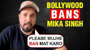 Mika Singh APOLOGISES After Being Banned From The Bollywood Film Industry [Video]