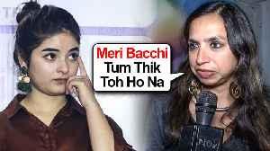 Priyanka Chopra's The Sky Is Pink Director Shonali Bose ANGRY For KASHMIR, WORRIES For Zaira Wasim [Video]